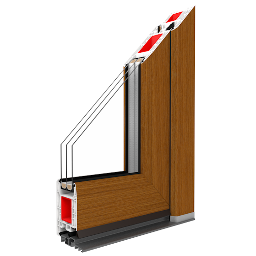 Doors PVC - IGLO ENERGY
