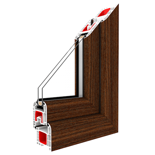 IGLO 5 Classic - PVC windows